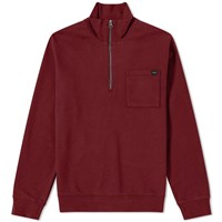 Edwin Popover Sweat Red