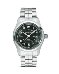 Hamilton Khaki Field Automatic Watch 42Mm Black