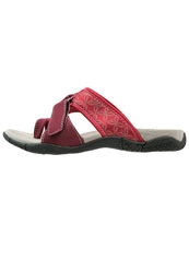 Kamik Mystique Flip Flops Red