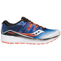 Saucony Ride Iso 'S Running Shoes White Blue Vizired