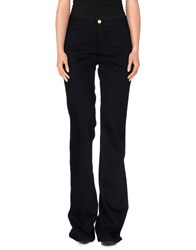 Mih Jeans Trousers Casual Trousers Women Dark Blue