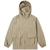 Engineered Garments Tattersall Atlantic Parka Brown