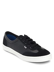 Keds Tournament Perforated Sneakers Black