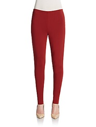 Lafayette 148 New York Slim Fit Leggings