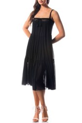 Robin Piccone 'Sophia' Cover Up Dress Black