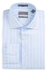 Men's John W. Nordstrom Trim Fit Non Iron Stripe Dress Shirt