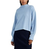 A.L.C. Helena Wool And Cashmere Blend Sweater Blue