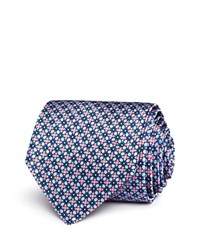 Bloomingdale's The Men's Store At Printed Geometric Neat Classic Tie 100 Exclusive Pink