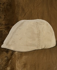 Denim And Supply Ralph Lauren Canvas Driving Hat Washed Out Brown