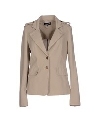 Adele Fado Suits And Jackets Blazers Women Beige