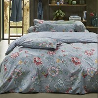 Pip Studio Berry Bird Duvet Set Blue