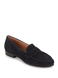 Seychelles Leather Penny Loafers Sand