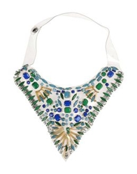 Jo No Fui Necklaces Emerald Green