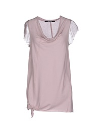 Devotion T Shirts Pastel Pink
