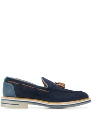 Brimarts Classic Loafers Blue