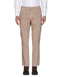 Frankie Morello Casual Pants Brown