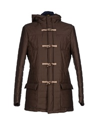 Enrico Coveri Jackets Dark Green