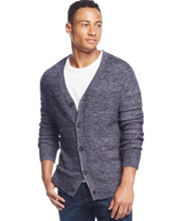 Club Room Allover Textured Farisle Cardigan Only At Macy's