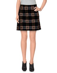 Marco De Vincenzo Skirts Mini Skirts Women Black