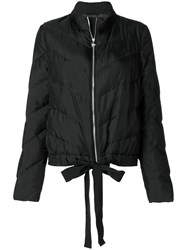 Moncler Gamme Rouge Pirouette Jacket Black