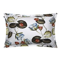 Gant Water Lily Pillowcase 50X75 Multicolour