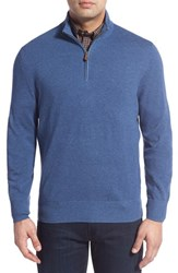 Men's Brooks Brothers Cotton And Cashmere Half Zip Pullover
