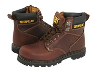 Caterpillar 2Nd Shift Tan Men's Work Boots