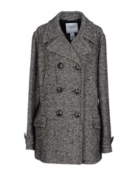 Gant Coats And Jackets Coats Women Black