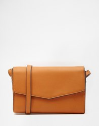 Mango Cross Body Bag Mediumbrown