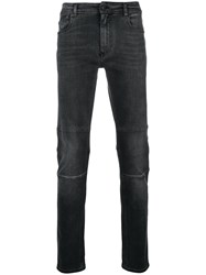 Belstaff Faded Slim Fit Jeans Grey