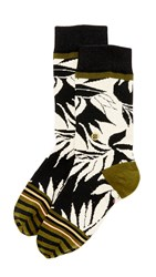 Stance Isla Girl Socks Black