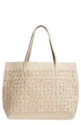 Under One Sky Reversible Faux Leather Tote