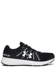 Under Armour Men's Dash Rn 2 Running Shoes Black White