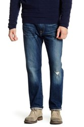 Lucky Brand 410 Athletic Fit Jean 30 34 Inseam Blue
