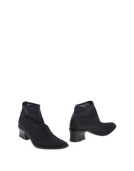 Fru.It Fruit Ankle Boots Dark Blue