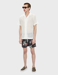 Insight Fire On The Mountain Swim Short In Black