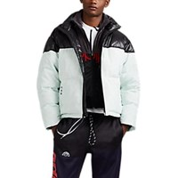 Adidas By Alexander Wang Down Puffer Jacket Black