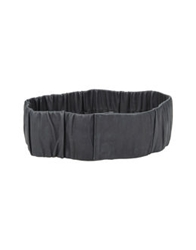 Post And Co Belts Dove Grey