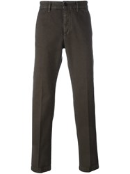 Massimo Alba 'Winch' Trousers Brown