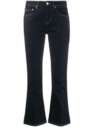 Victoria Beckham Kick Flare Cropped Jeans 60