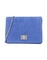 Avril Gau Handbags Sky Blue