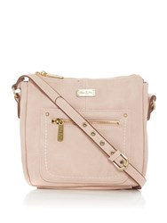 Ollie And Nic Annie Small Hobo Bag Pink