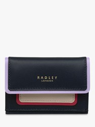 Radley Selby Street Leather Coin Purse Black Multi