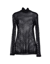 Just Cavalli Knitwear Turtlenecks Women Black