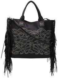 Pinko Illimani Tote Bag Black
