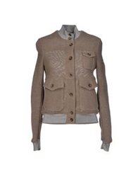 Swiss Chriss Jackets Dove Grey