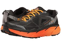 Hoka One One Challenger Atr 3 Black Red Orange Men's Running Shoes