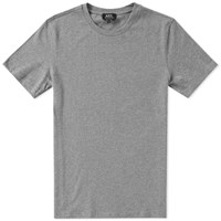A.P.C. Jimmy Tee Grey