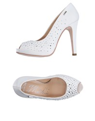 Andrea Morelli Pumps White
