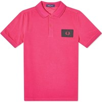 Fred Perry Acid Bright Polo Pink